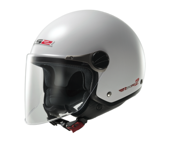 Of560 Rocket II Solid Casco Ls2 Helmets