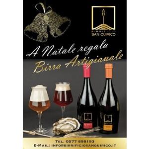 Cofanetto Birra Artigianale Confezione Regalo per Natale