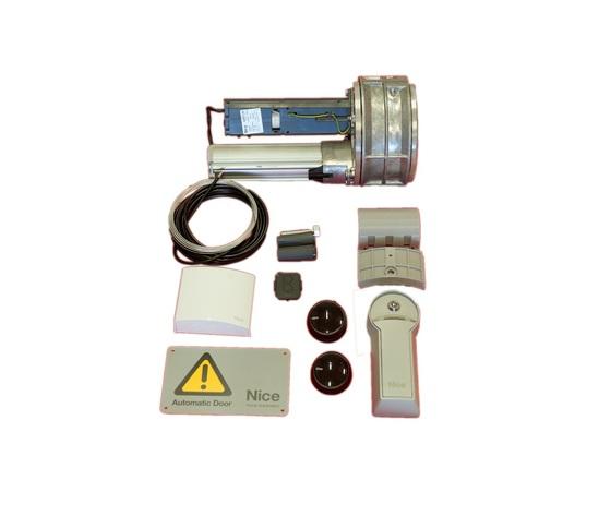 Kit GR170 220 V: Funzionamento automatico