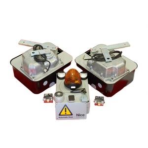 Kit ME3000 220 V con casse in acciaio inox
