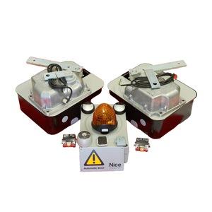 Kit ME3024 24 V con casse in cataforesi