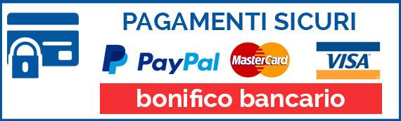 Banner pagamenti sicuri