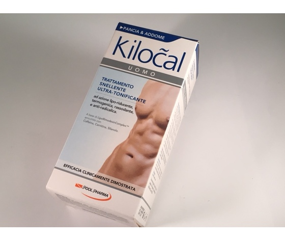 Kilocall Uomo Snellente ultra-tonificante