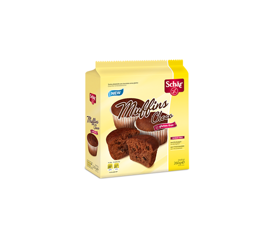 Muffin Choco Gluten Free