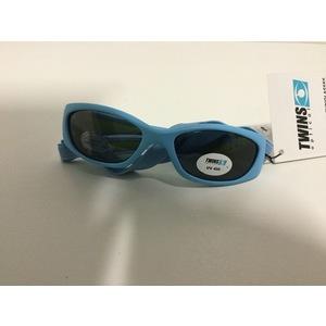 occhiali da sole per bambini twins con lenti polarizzate con laccetto elasticizzato