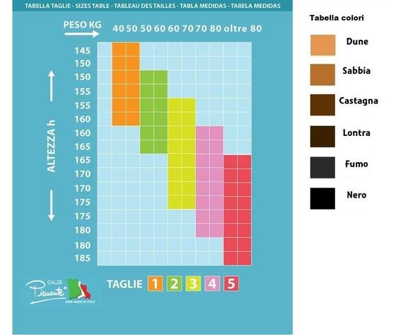 Collant elastico compressione graduata 40 denari vendita online