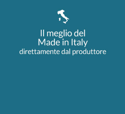 Banner made in italy