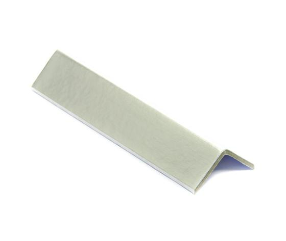 Angolare in cartone e alluminio