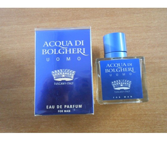 Acqua Bolgheri Uomo Edp 80 ml spray