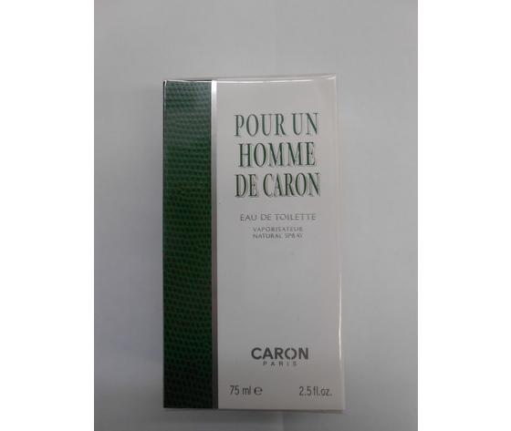 Caron Pour un Homme Eau de toilette 75 ml vapo