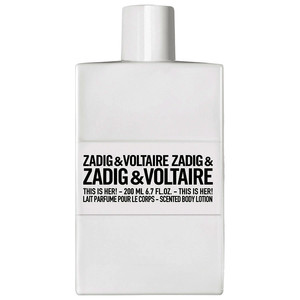 Zadig & Voltaire This is Her lozione corpo 200 ml