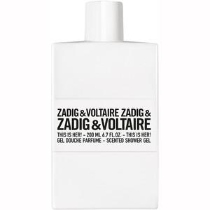 Zadig & Voltaire This is Her Gel Doccia 200 ml