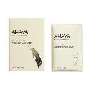 Ahava, Purifying Mud Soap 100gr