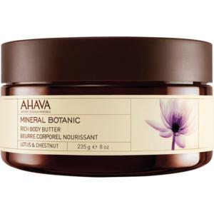 Ahava, Mineral Botanic Body Butter - Loto e Castagno