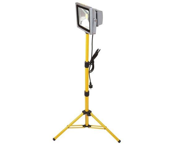 Proiettore LED 30W su Treppiede - Ribitech