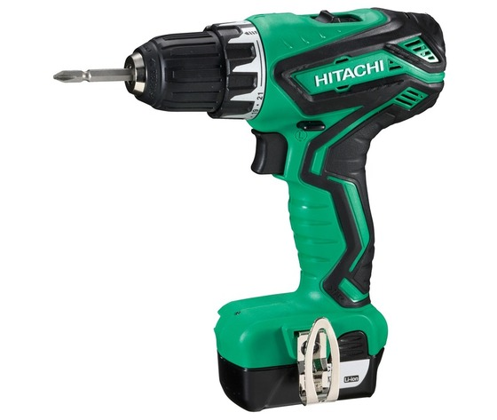 Trapano Avvitatore Cordless DS10DAL - Hitachi