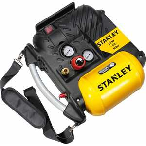 Elettro Compressore ad Aria Portatile AirBoss Stanley 5 LT