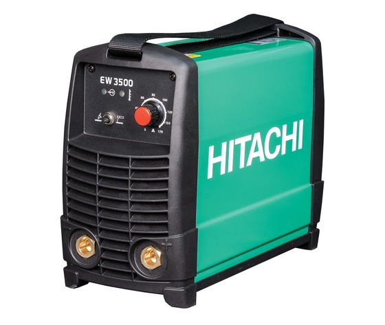 Saldatrice ad Inverter 160A EW3500 - Hitachi