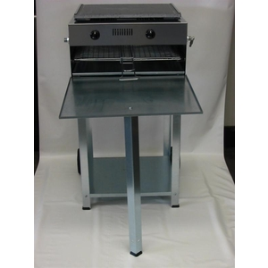 Barbecue Modello Big Squalo con Stop Gas - BeP