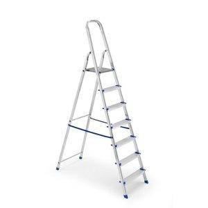 Scala Domestica in Alluminio 7 Gradini - Framar