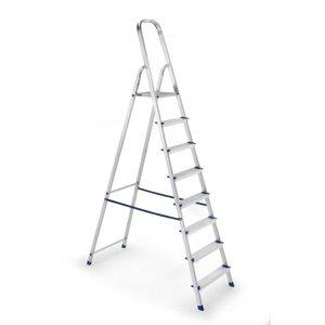 Scala Domestica in Alluminio 8 Gradini - Framar