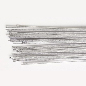 fili per fiori ARGENTO set 50 -  24 gauge