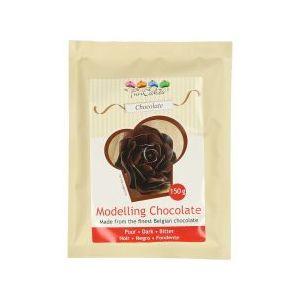 cioccolato plastico dark 150 gr