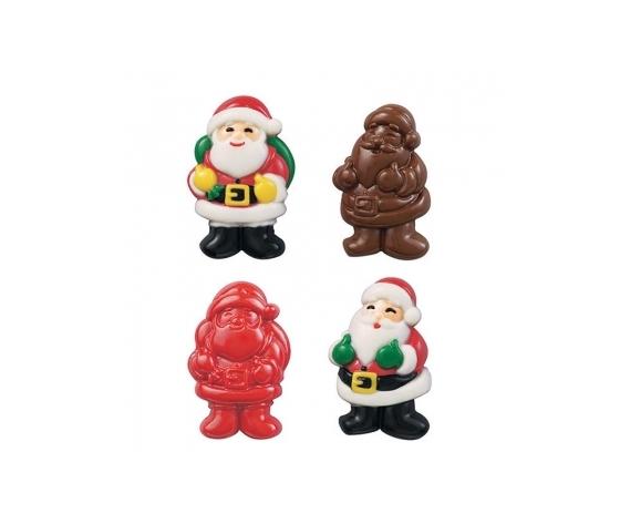 stampo cioccolato/candy Babbo Natale