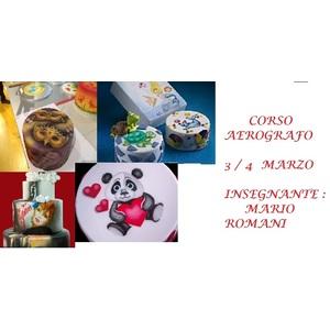 CORSO AEROGRAFO  3/4  MARZO 2018