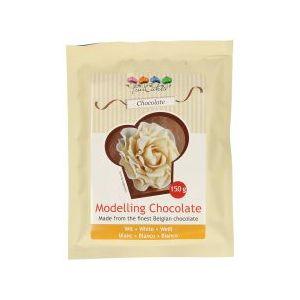 cioccolato plastico bianco 150 gr