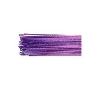 fili fiori viola gauge 24   set /50