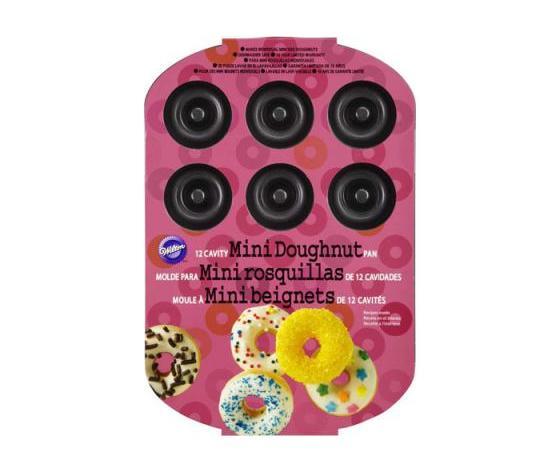 teglia forno mini donuts