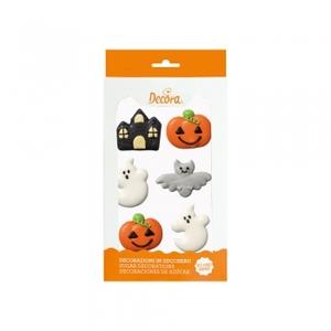 decorazioni zucchero halloween cf 6