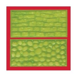 Stampo effetto muro/ pietra
