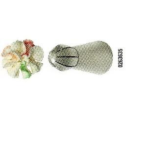 cornetto blisterato frosting  piccolo    decora
