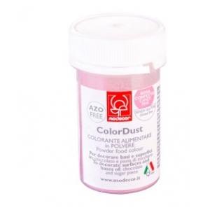 Colore ROSA CONFETTO polvere senza glutine