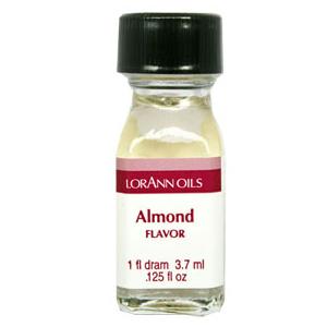 aroma concentrato  Mandorla   ml 3.7