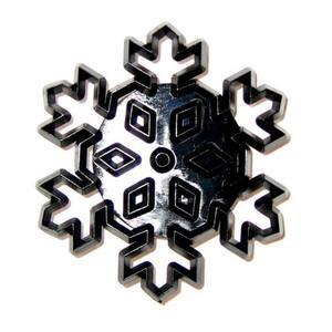 patchwork  fiocco di neve