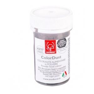Colore NERO LAVAGNA polvere senza glutine