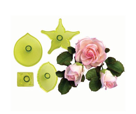 cutter rosa set 4
