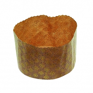 stampo panettone  cf5    750 gr