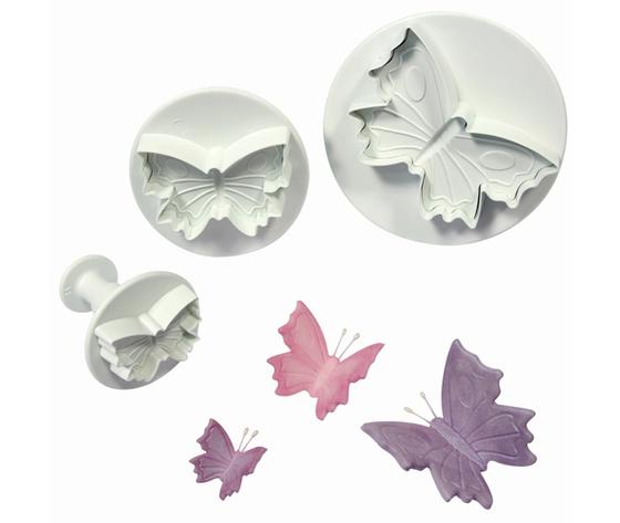 Stampi Farfalle espulsione