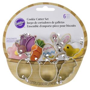 mini cutter biscotti PASQUA set 6