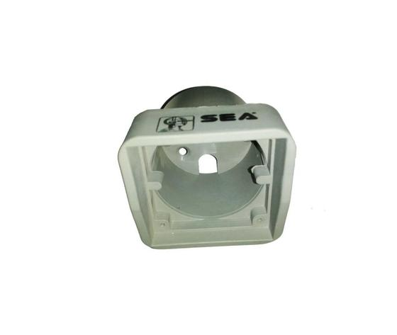 Contenitore plastico x  selettore a chiave per cancello automatico FAAC  a 1 contatti