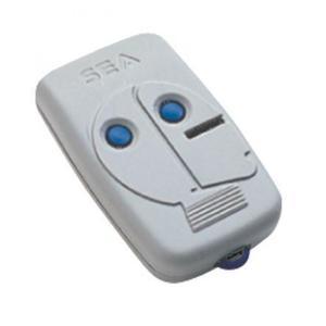 Radiocomando telecomando Sea per cancelli e porte 2canali 433MHz