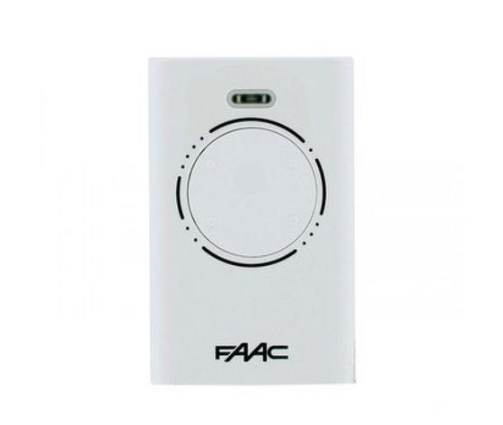 Telecomando radiocomando FAAC XT2 433 SLH