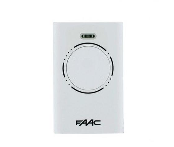 Telecomando radiocomando trasmettitore FAAC XT XT2 868 SLH