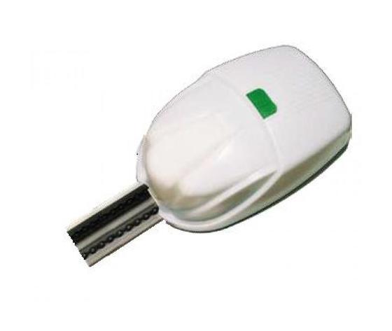 Kit per porte da garage basculante operatore + accessori