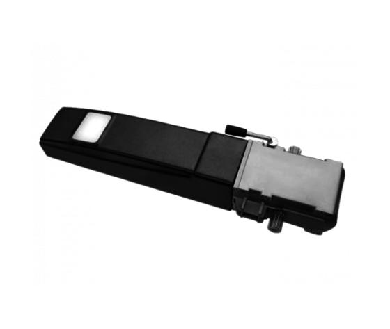 Kit per porte da garage basculante operatore + accessori per fissaggio sul telo