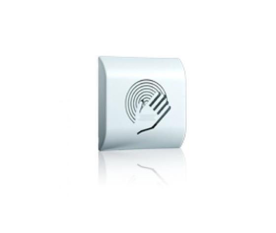 Sensore a sfioramento a parete per comando porta automatica